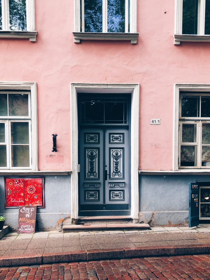 The door diaries: Tallinn