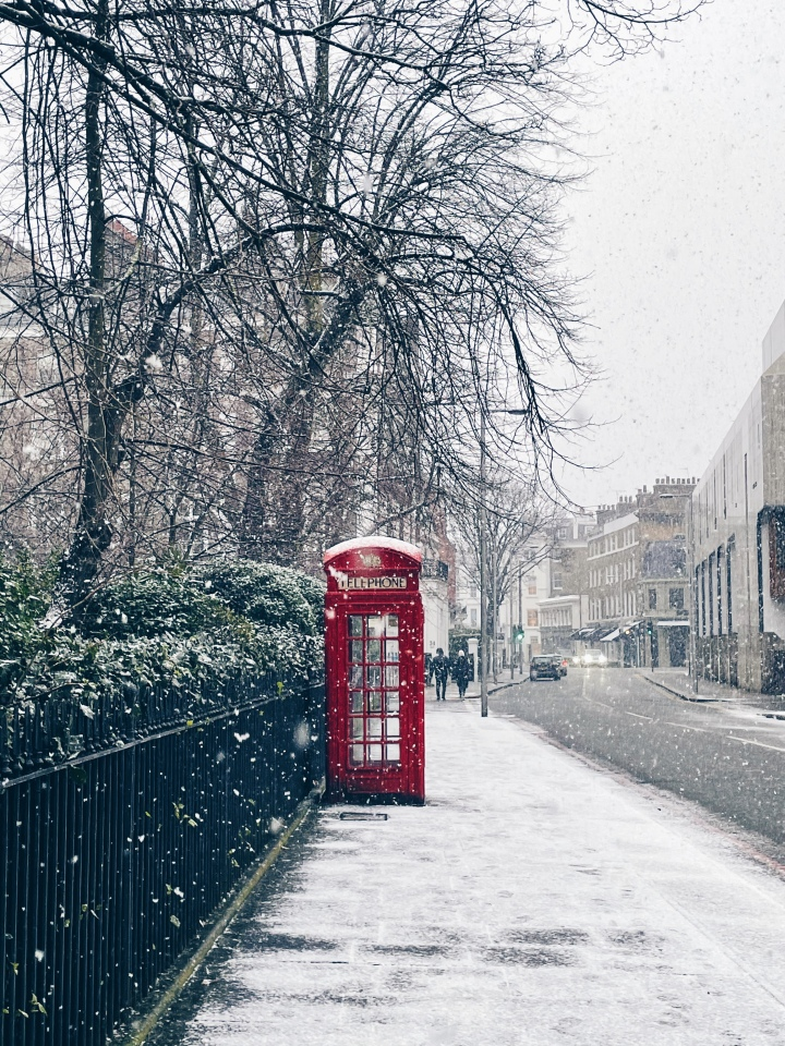 A year in the life of London: Winter